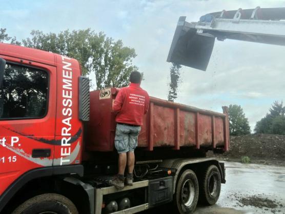 camion béton